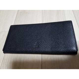 マンシングウェア(Munsingwear)のMunsingWear 長財布 2つ折り ブラック(長財布)