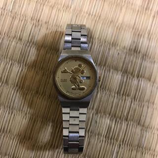アルバ(ALBA)のアンティーク ミッキー腕時計(腕時計)