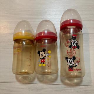 ピジョン(Pigeon)のピジョン 哺乳瓶 3本セット(哺乳ビン)
