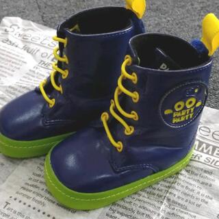 パーティーパーティー(PARTYPARTY)の【美品】PARTY PARTY ブーツ 12cm レインブーツ(長靴/レインシューズ)