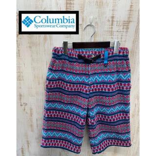 Columbia - Columbia コロンビア フリース ハーフパンツ ショートパンツ