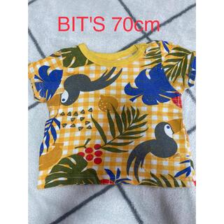 ビッツ(Bit'z)の*まとめ買いで200円にします*Bit'z Tシャツ 70(Tシャツ)