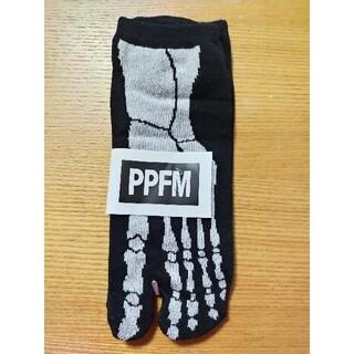 ピーピーエフエム(PPFM)のPPFM ソックス(ソックス)