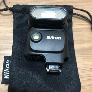 ニコン(Nikon)のNikon 1 V1用 SB-N5 バウンス対応スピードライト(ストロボ/照明)