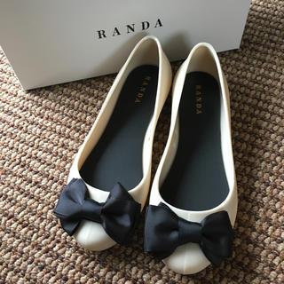 ランダ(RANDA)のRANDA レインシューズ(レインブーツ/長靴)