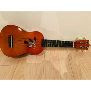 ウクレレギター ハワイ購入 (未使用)(その他)