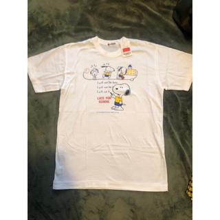 ファミリア(familiar)の未使用タグ付き レア スヌーピー  ファミリア  シャツ(Tシャツ(半袖/袖なし))