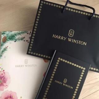 ハリーウィンストン(HARRY WINSTON)のハリーウィンストン ノート&ショッパー&カタログ(ノベルティグッズ)