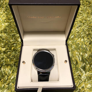 HUAWEI WATCH W1(腕時計(デジタル))
