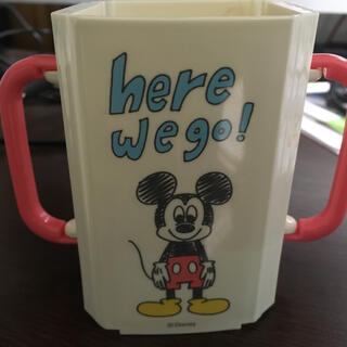 ディズニー(Disney)のベビーフード ドリンクホルダー 赤ちゃん(その他)