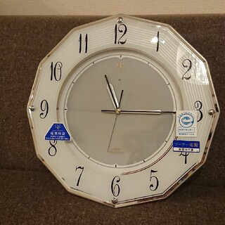 セイコー(SEIKO)の33.000円リズム時計 クイーンエリザベス2 掛け時計(掛時計/柱時計)