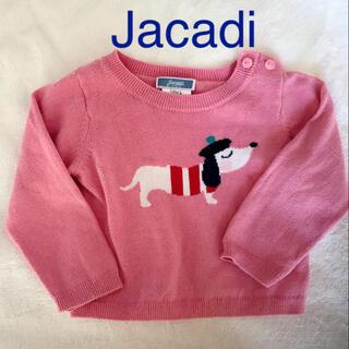 ジャカディ(Jacadi)のジャカディ セーター 12m(ニット/セーター)