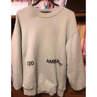 アンブッシュ(AMBUSH)のAmbush ロゴプルオーバー スウェット(スウェット)