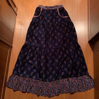 アナスイ(ANNA SUI)のアナスイ ロングスカート(ロングスカート)
