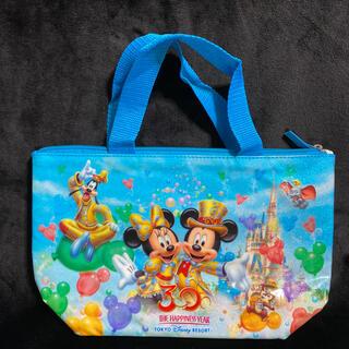 ディズニー(Disney)の新品 ディズニー ランチバッグ ハンドバッグ 30周年 スーベニア バッグ(ハンドバッグ)