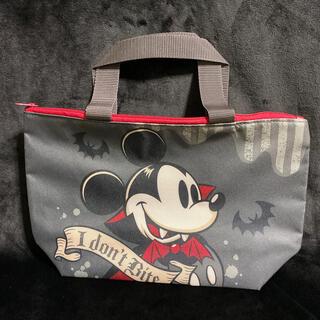 ディズニー(Disney)の新品 ディズニー ハロウィン ヴァンパイアミッキー ランチバッグ ミニー バッグ(ハンドバッグ)