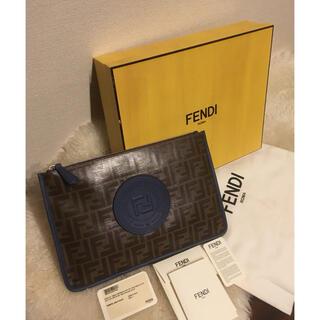 フェンディ(FENDI)の【新品未使用】フェンディ FENDI クラッチバッグ(クラッチバッグ)