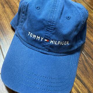 トミーヒルフィガー(TOMMY HILFIGER)のキャップ(キャップ)