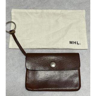 マーガレットハウエル(MARGARET HOWELL)のMHL キーケース コインケース 財布(財布)