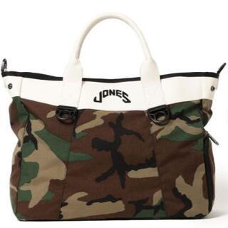 ビームス(BEAMS)のJONES × BEAMS GOLF / 別注 スペシャル トートバッグ カモ(バッグ)