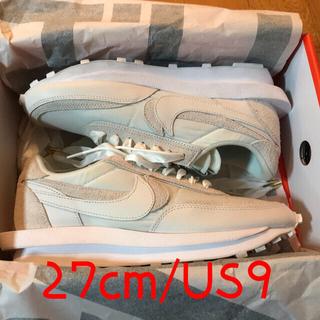 ナイキ(NIKE)の※専用 Nike×sacai LDV WAFFLE triple white(スニーカー)