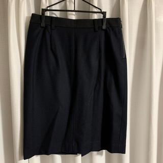 エディション(Edition)のedition ウールスカート(ひざ丈スカート)