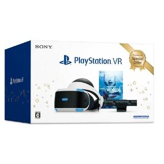 プレイステーションヴィーアール(PlayStation VR)の12/17発売! PSVRスペシャルオファー(その他)