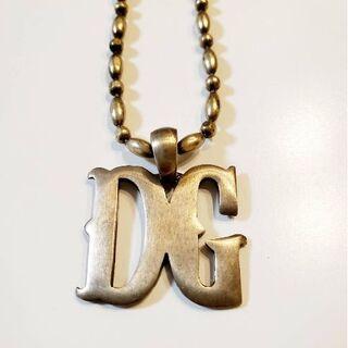 ドルチェアンドガッバーナ(DOLCE&GABBANA)のDOLCE&GABBANA ネックレス(ネックレス)