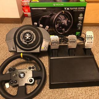 エックスボックス(Xbox)のThrustmaster スラストマスター TXRacing Wheel(その他)