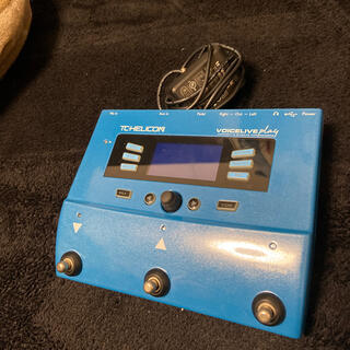 TC HELICON ボーカルエフェクター VOICELIVE PLAY(エフェクター)