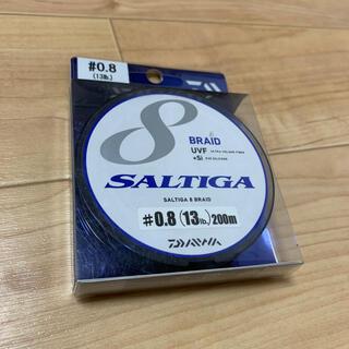 ダイワ SALTIGA 8 #0.6 10lb 200m ライン