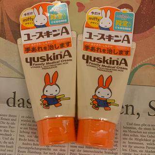 ユースキン(Yuskin)のユースキンA ミッフィーチューブ(60g)2個セット(ハンドクリーム)