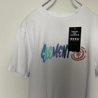 エンハンスエレメント(Enhance Element)の新品M ELEMENT エレメント Tシャツ(Tシャツ/カットソー(半袖/袖なし))
