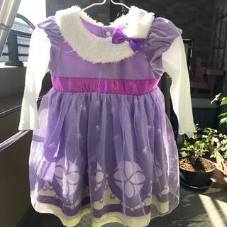 ディズニー(Disney)のプリンセス ソフィア ドレス ワンピース 80(ワンピース)