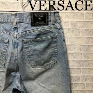 ヴェルサーチ(VERSACE)のVERSACE ヴェルサーチ デニムパンツ ジーンズ jeans(デニム/ジーンズ)