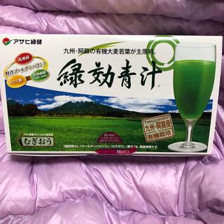 アサヒ(アサヒ)のアサヒ緑健 緑効青汁 90袋(青汁/ケール加工食品)