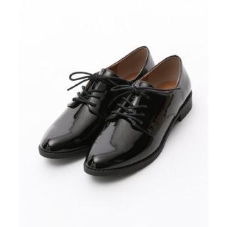 グローバルワーク(GLOBAL WORK)のGLOBAL WORK 今期 らくっション撥水レースUPシューズ 靴(ローファー/革靴)