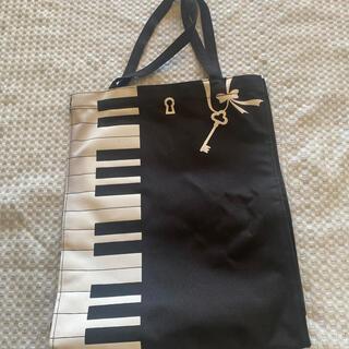 メゾピアノ(mezzo piano)のPianoエコトートバック(エコバッグ)