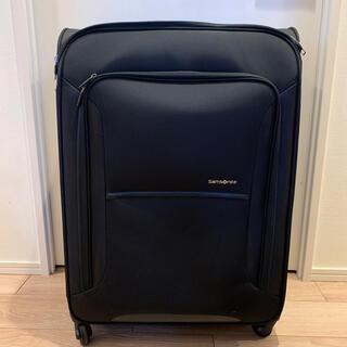 サムソナイト(Samsonite)のサムソナイト ピエノスピナー ブラック 73 ソフトタイプ スーツケース(トラベルバッグ/スーツケース)