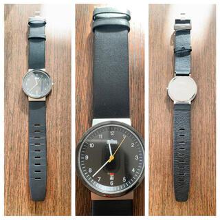 ブラウン(BRAUN)のBRAUN 腕時計 シンプルなかっこよさ(腕時計(アナログ))