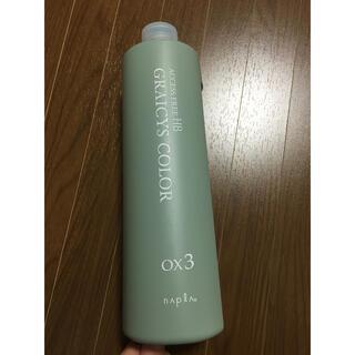 ナプラ(NAPUR)のrenkko様専用・napla グレイシスカラー オキシ3   染毛剤 GN7(白髪染め)