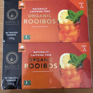 コストコ(コストコ)のコストコ オーガニック ルイボスティー 二箱 80袋(茶)