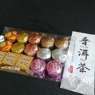 中国茶 人気の中国茶7種15包(茶)
