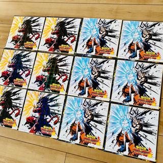 ドラゴンボール(ドラゴンボール)の新品未使用【一番くじ】ドラゴンボール 色紙 12点(キャラクターグッズ)