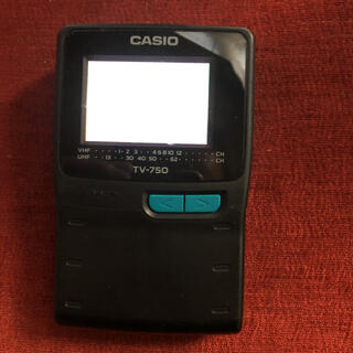 カシオ(CASIO)の中古品 CASIO TV-750(その他)