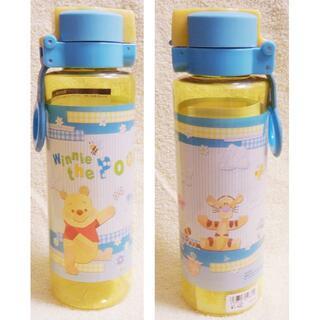 ディズニー(Disney)の新品 ダイレクトブローボトル ディズニー プーさん イエロー 直飲みボトル 水筒(その他)