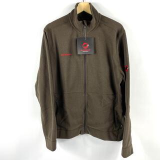 マムート(Mammut)の【タグ付き 未使用】MAMMUT ブリーフジャケット ブラウン ASIA XL(その他)