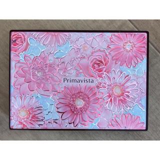 プリマヴィスタ(Primavista)のプリマヴィスタ コンパクトケース ガーベラ、バラ柄(ボトル・ケース・携帯小物)