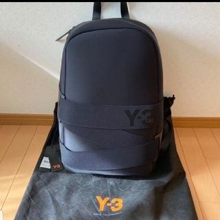 ワイスリー(Y-3)のワイスリー カーサ バックパック リュック Y-3 QASAQRUSHブラック(バッグパック/リュック)