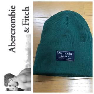 アバクロンビーアンドフィッチ(Abercrombie&Fitch)の◎新品正規品◎アバクロ◎Abercrombie&Fitch◎ニット帽◎送料込(ニット帽/ビーニー)